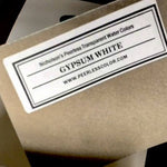 Peerless Color - DrySheet - Gypsum White - Full size swatch