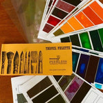 Peerless Watercolors - Travel Palette and Color Guide