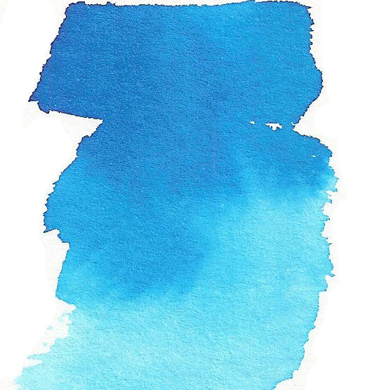 Turquoise Blue- Dry Peerless Water Color - Single Sheet