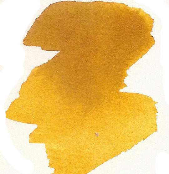 Yellow Ochre - Indvidual Dry Watercolor Sheet