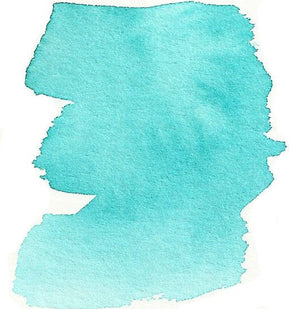 Robins Egg Blue- Dry Peerless Water Color - Single Sheet