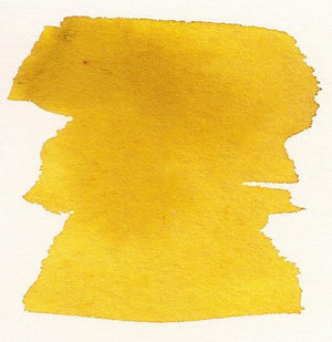 Amber Yellow - Dry Peerless Water Color - Single Sheet