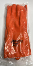 Load image into Gallery viewer, PIP® Assurance Plus™ 55-1632/XL Coated Gloves, XL, Latex, Orange, Nylon Lining