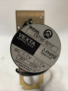 Waters Carriage Drive Assembly w/ Vexta C6190-9212 Stepping Motor