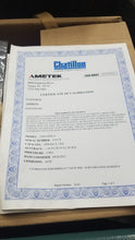 Load image into Gallery viewer, Chatillon CMA Series Crane Scale CMA-6600-N
