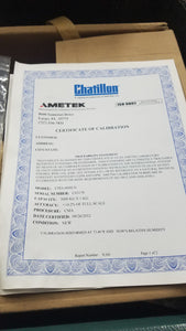 Chatillon CMA Series Crane Scale CMA-6600-N