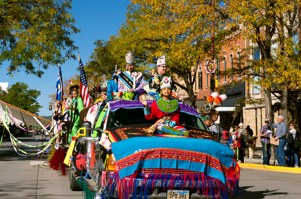Native American Day Parade