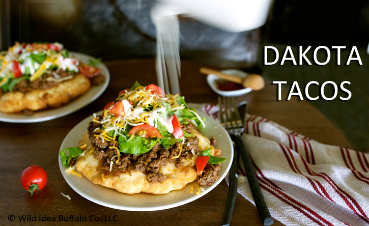 "Dakota Tacos ""Indian Tacos"""