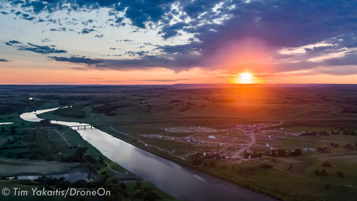 Missouri River Cannonball ND