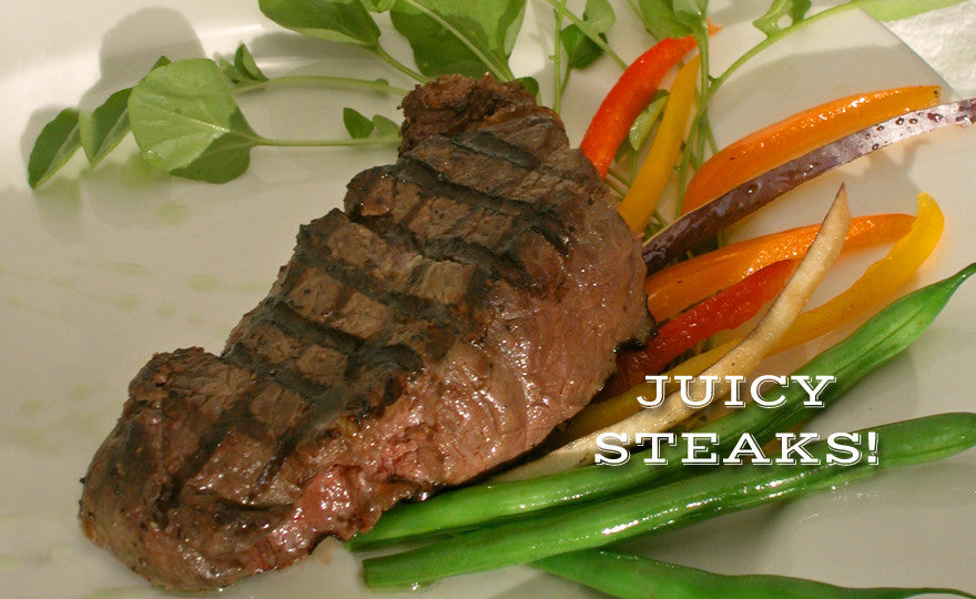 Buffalo Steaks