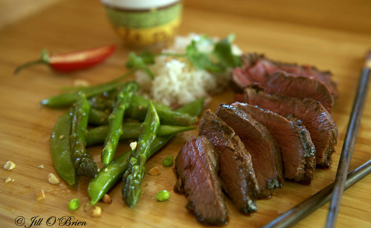 Buffalo Sirloin Steak