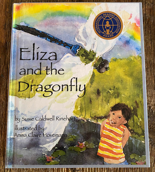 ELIZA AND THE DRAGON FLY