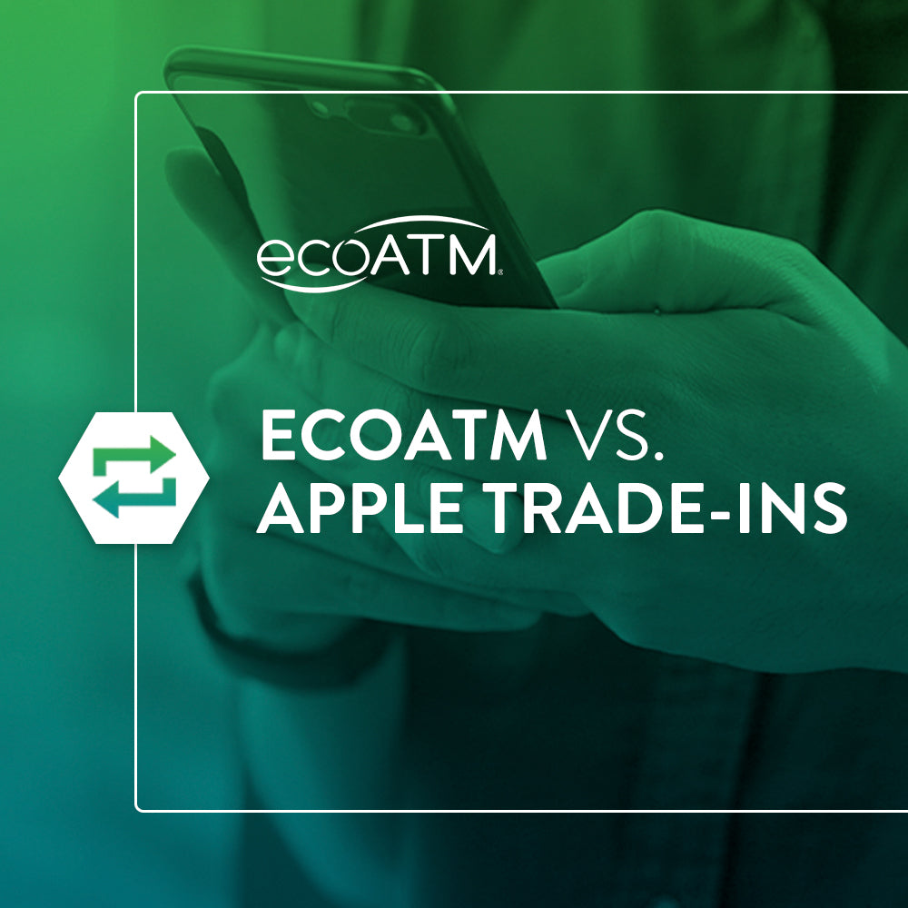ecoATM vs Apple Trade Ins | ecoATM
