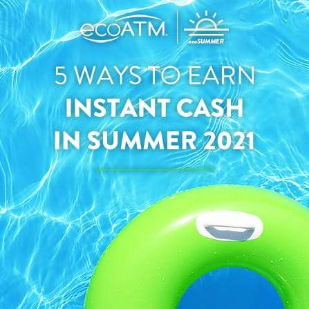 5 ways to earn instant cash in the summer
