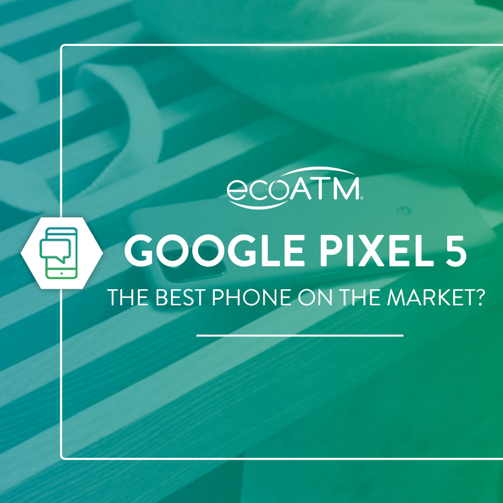 is the google pixel 5 the best phone on the market