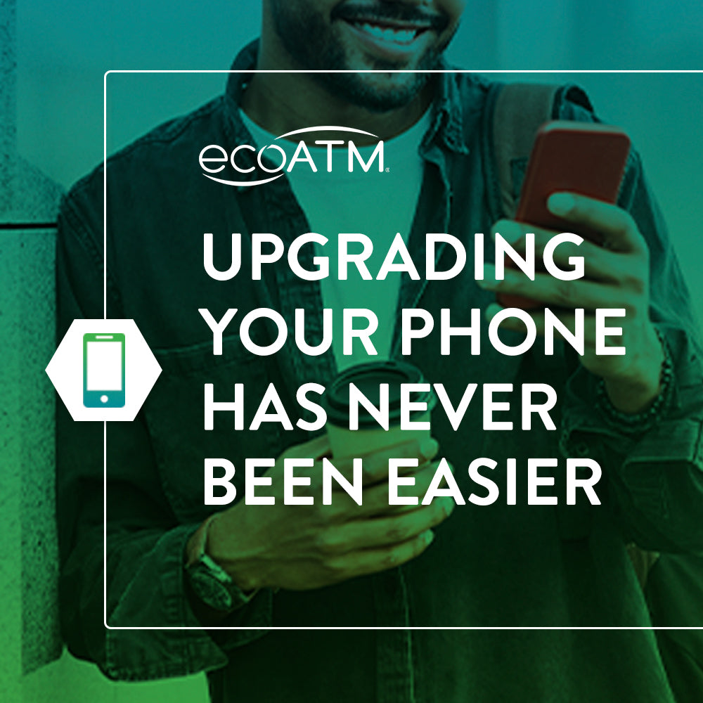 upgrading your phone has never been easier