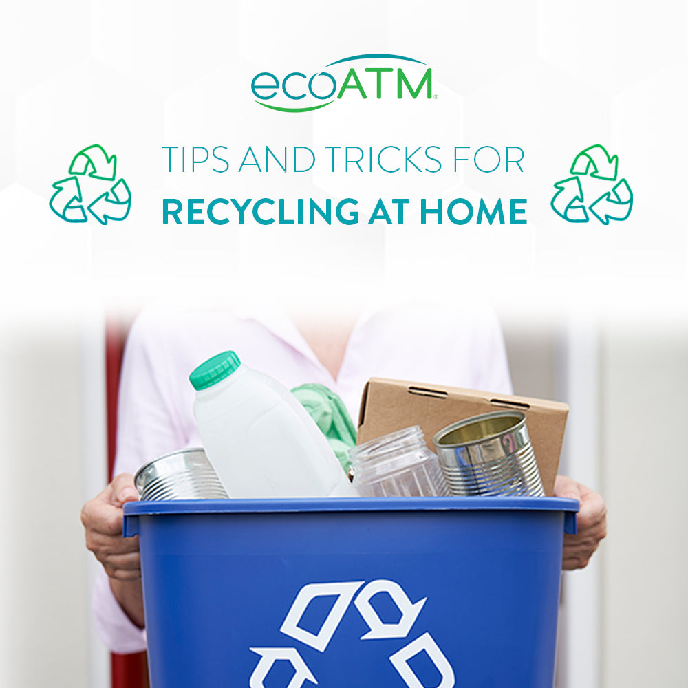 tips and tricks for recycling at hometips and tricks for recycling at home
