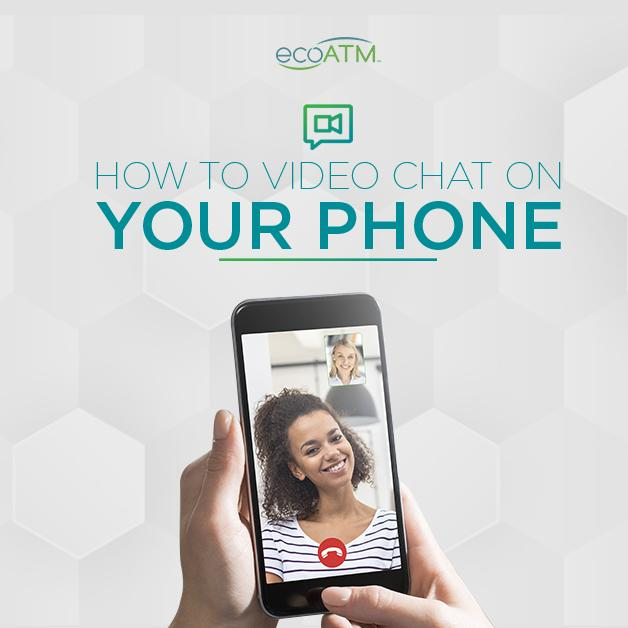 how to video chat on your phone