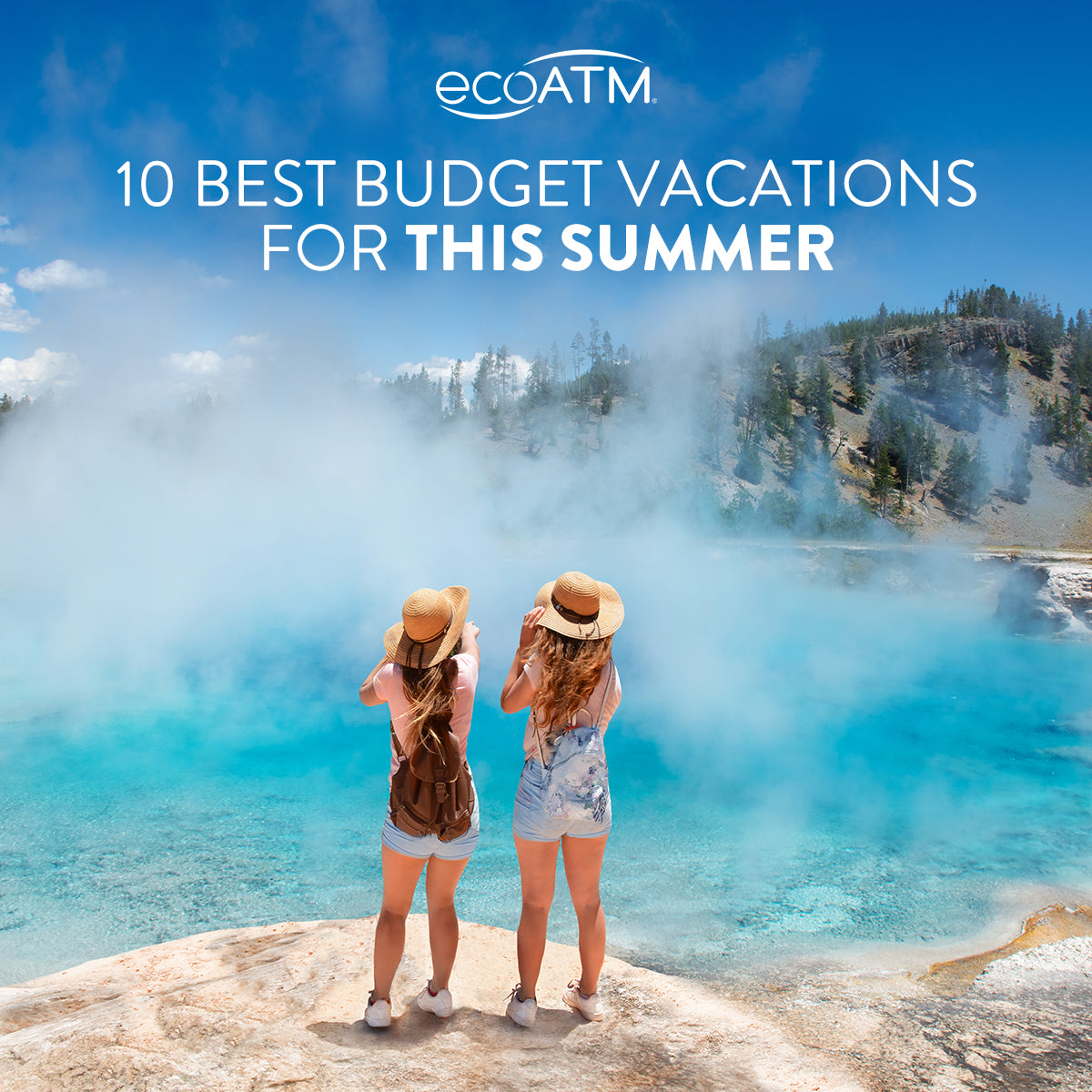 10 best budget vacation for the summer