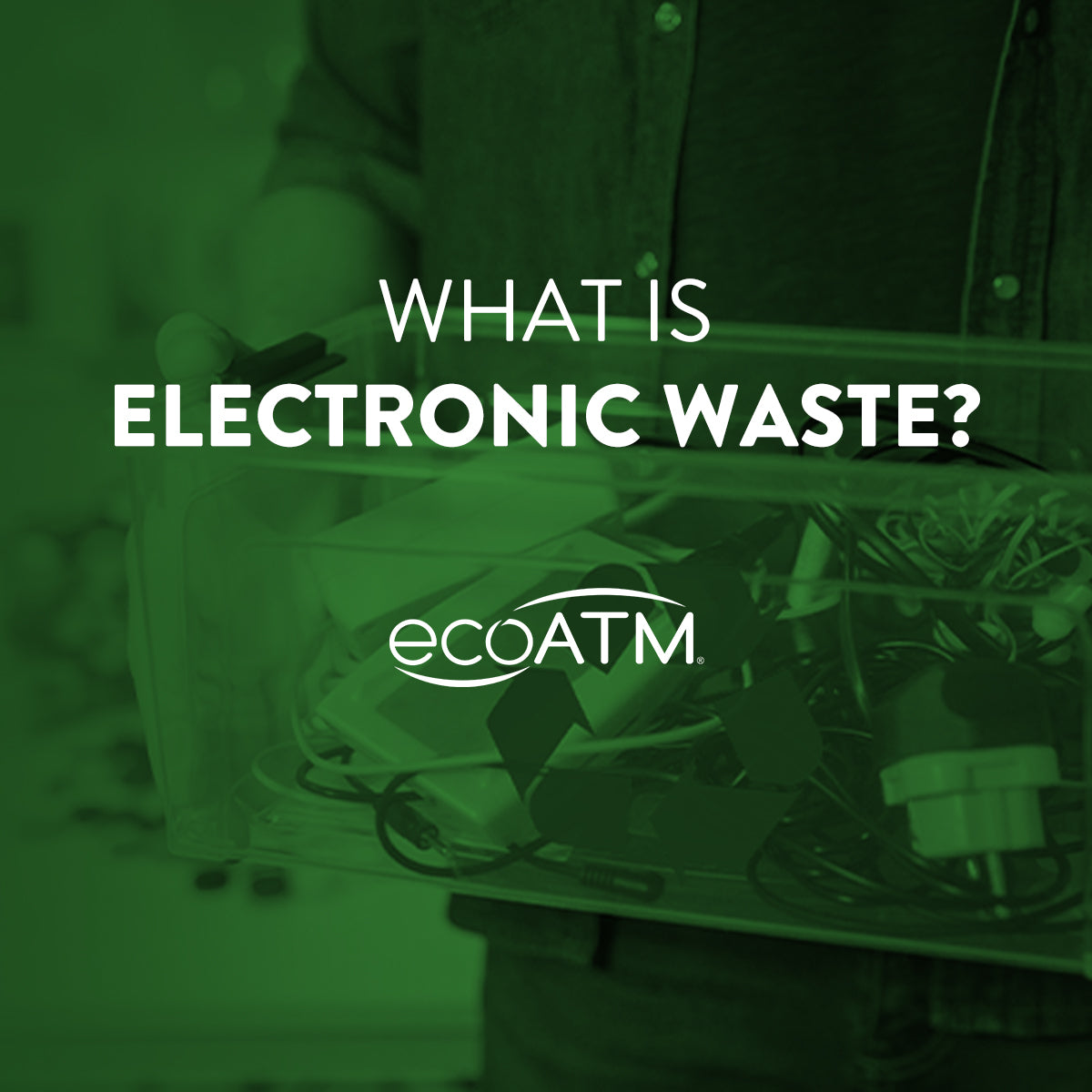 what is electronic waste
