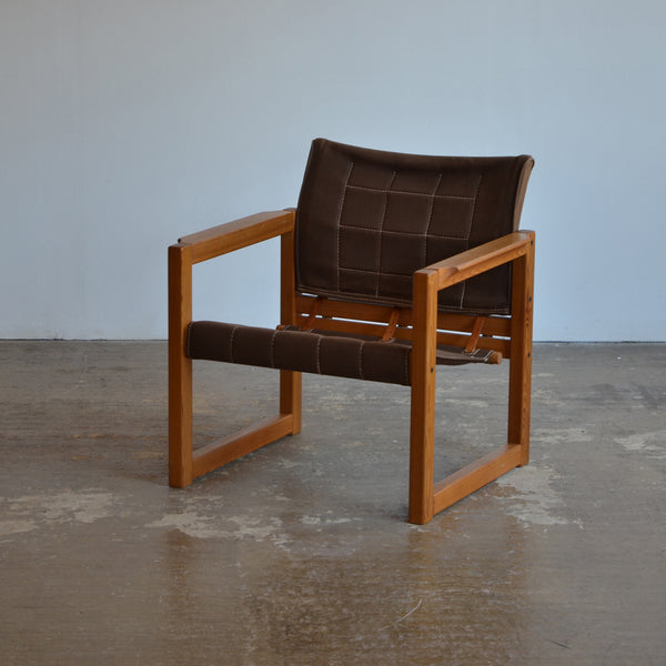 1970's Diana Chair by Karin Mobring