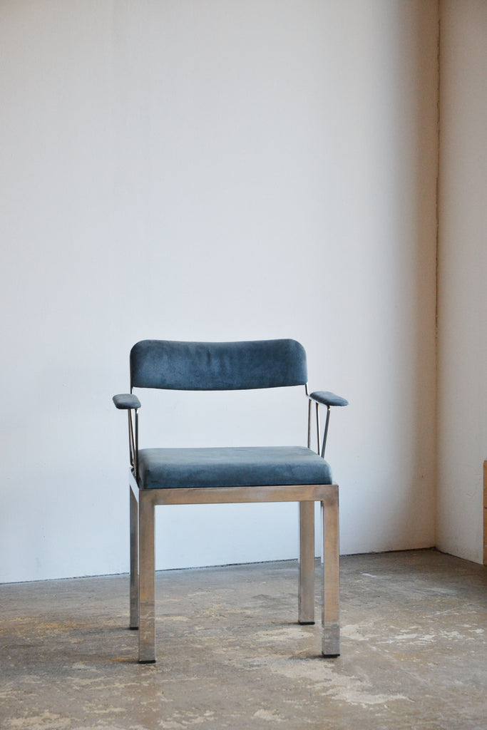 "Sottsass Associati ""Lodge Chair"" for Bieffeplast"
