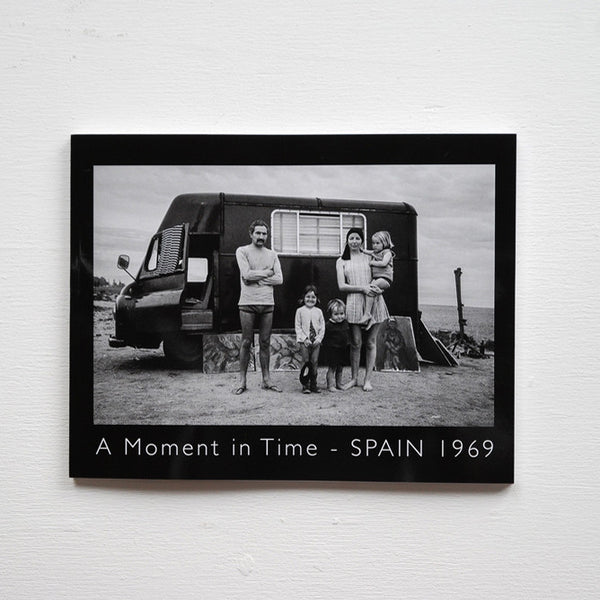 A Moment In Time: Spain 1969