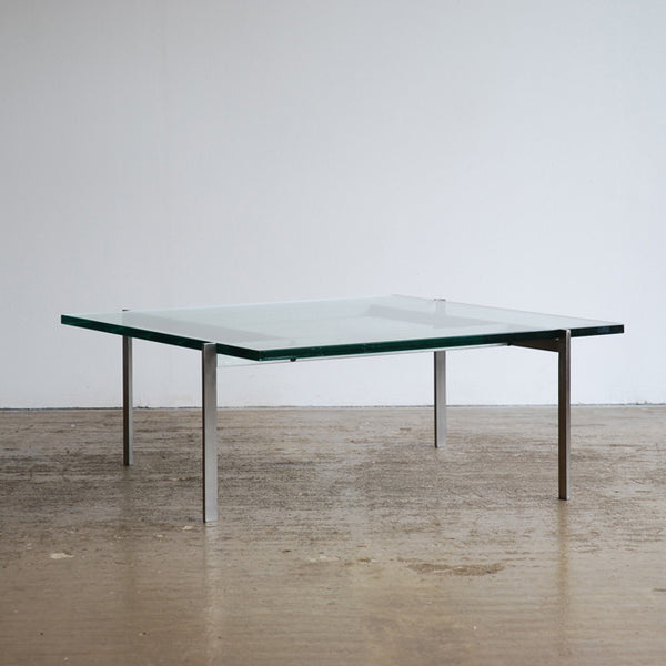 1970's Coffee Table After Poul Kjaerholm