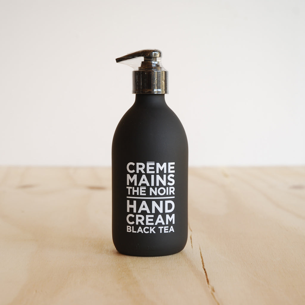 Marseille Hand Cream Black Tea 300ml