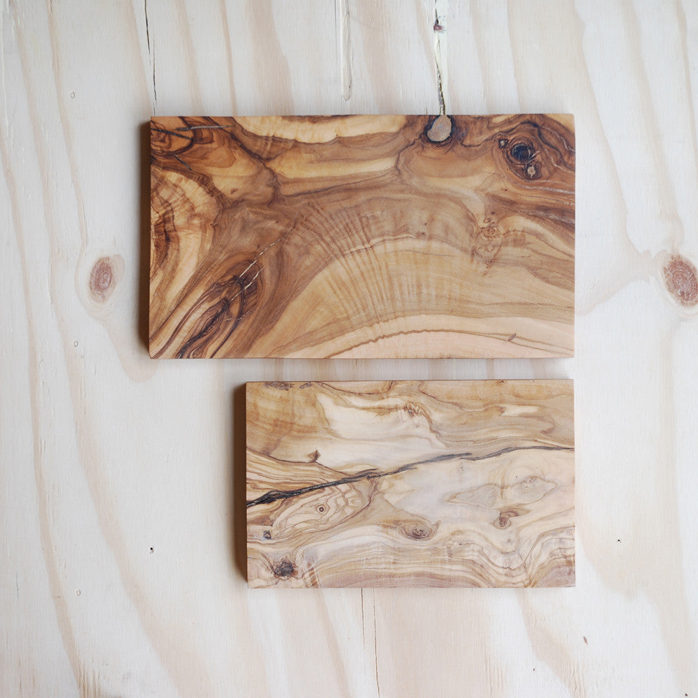 Olive Wood Boards