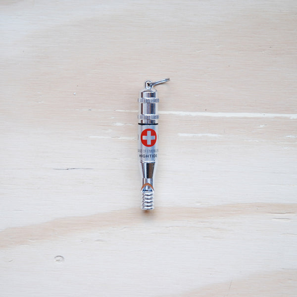 Hightide Emergency Whistle Keyring