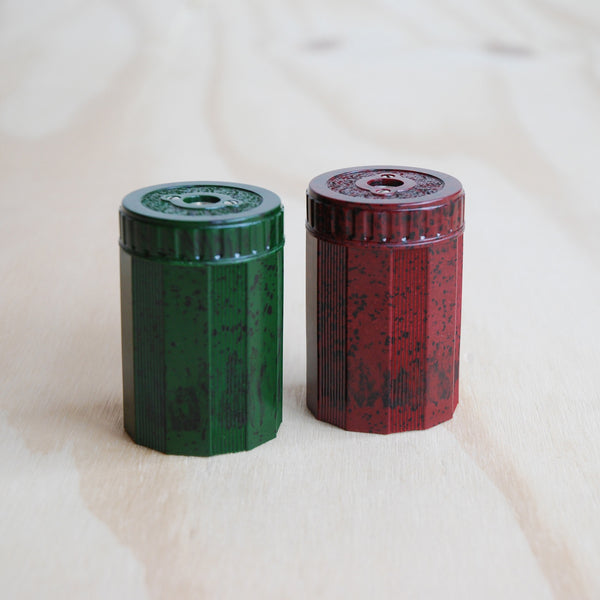 Dux Marbled Bakelite Pencil Sharpener