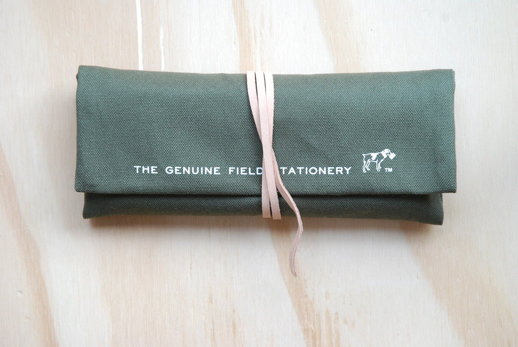 Hightide Field Roll Pen Case