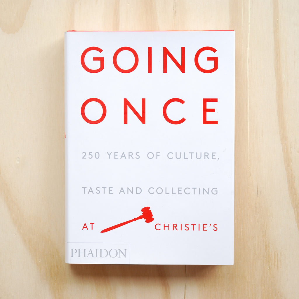 Going Once: 250 Years of Culture