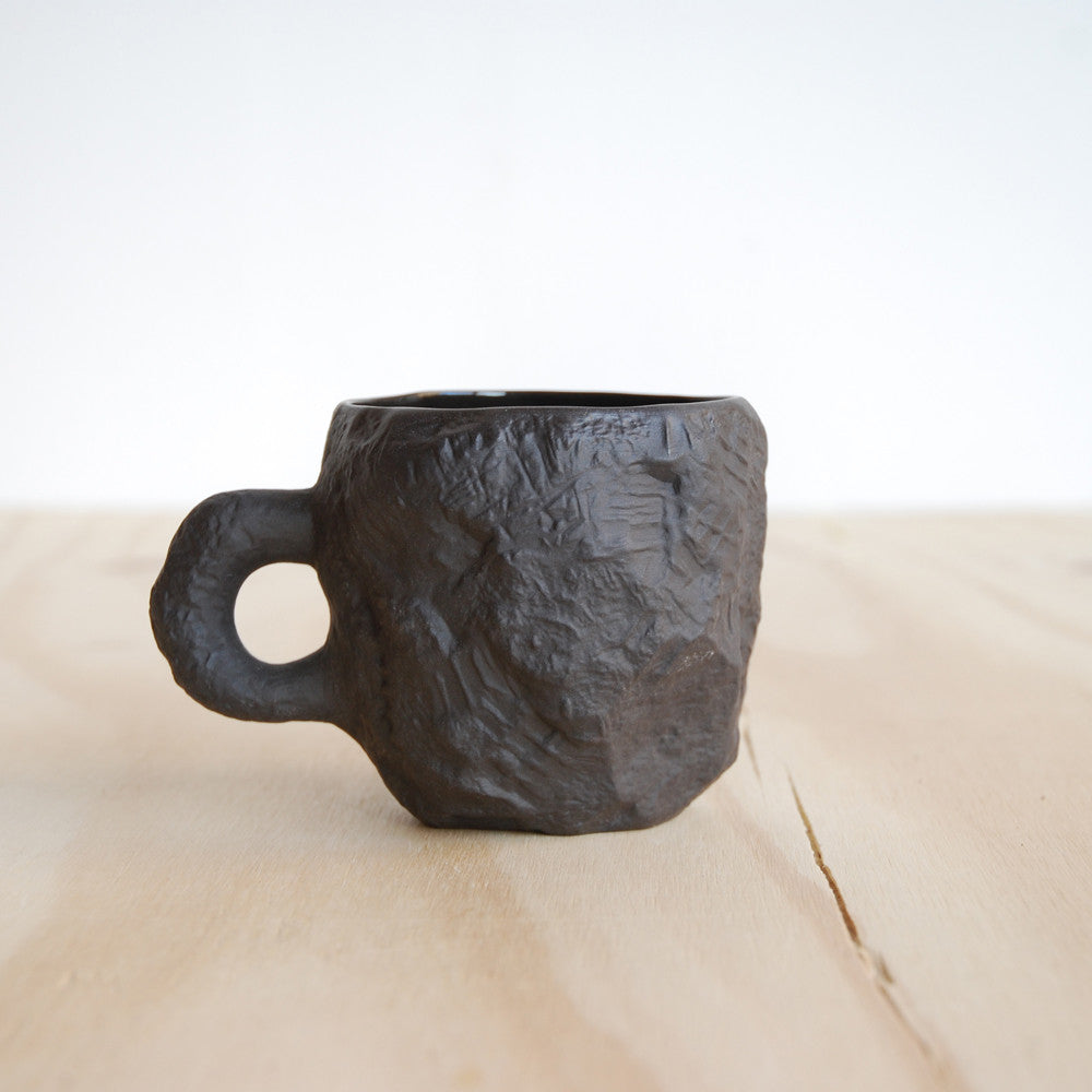 1882 Max Lamb Crockery Mug Black