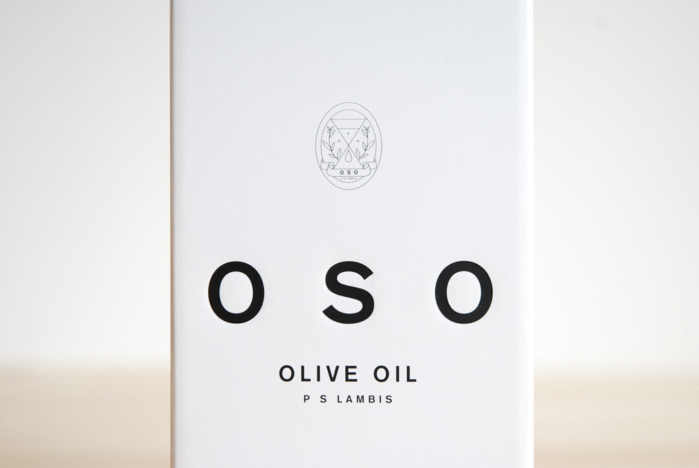 OSO P. Lambis Olive Oil 50ml