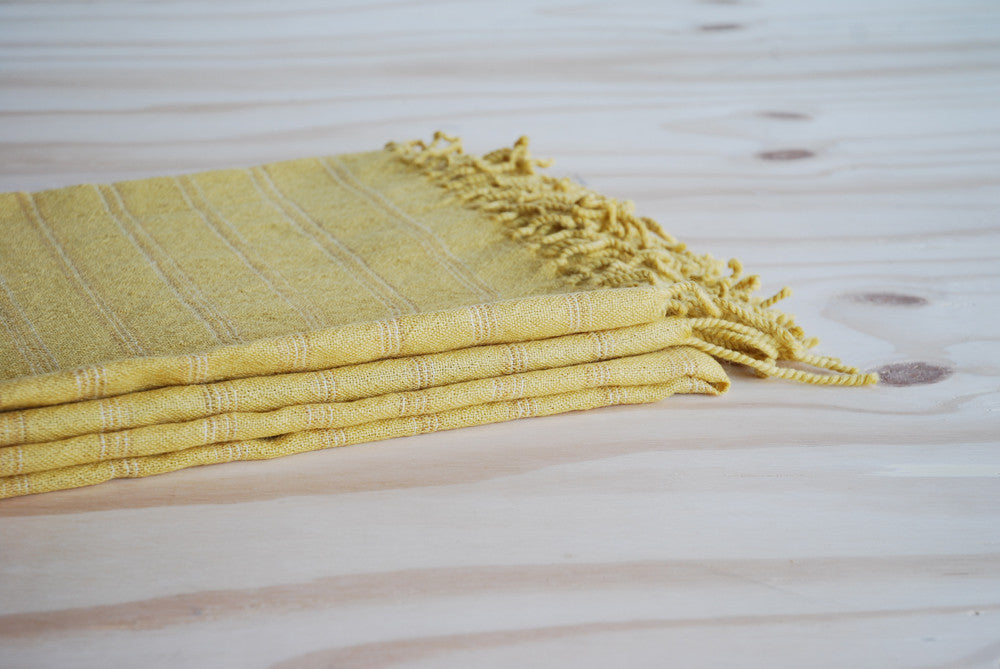 Linum Nara Throw