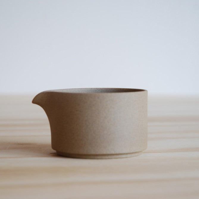 Hasami Porcelain Milk Pitcher Natural