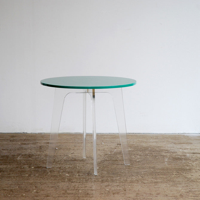 Perspex and Acrylic Table