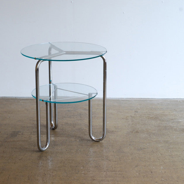 Tubular Occasional Table