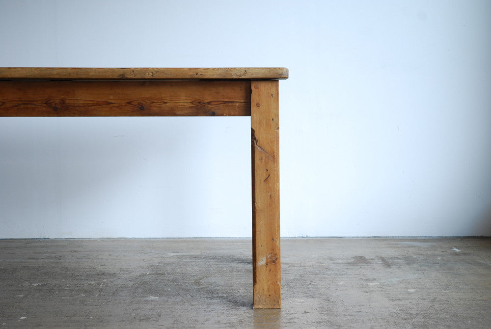 Large Pine Refectory Table