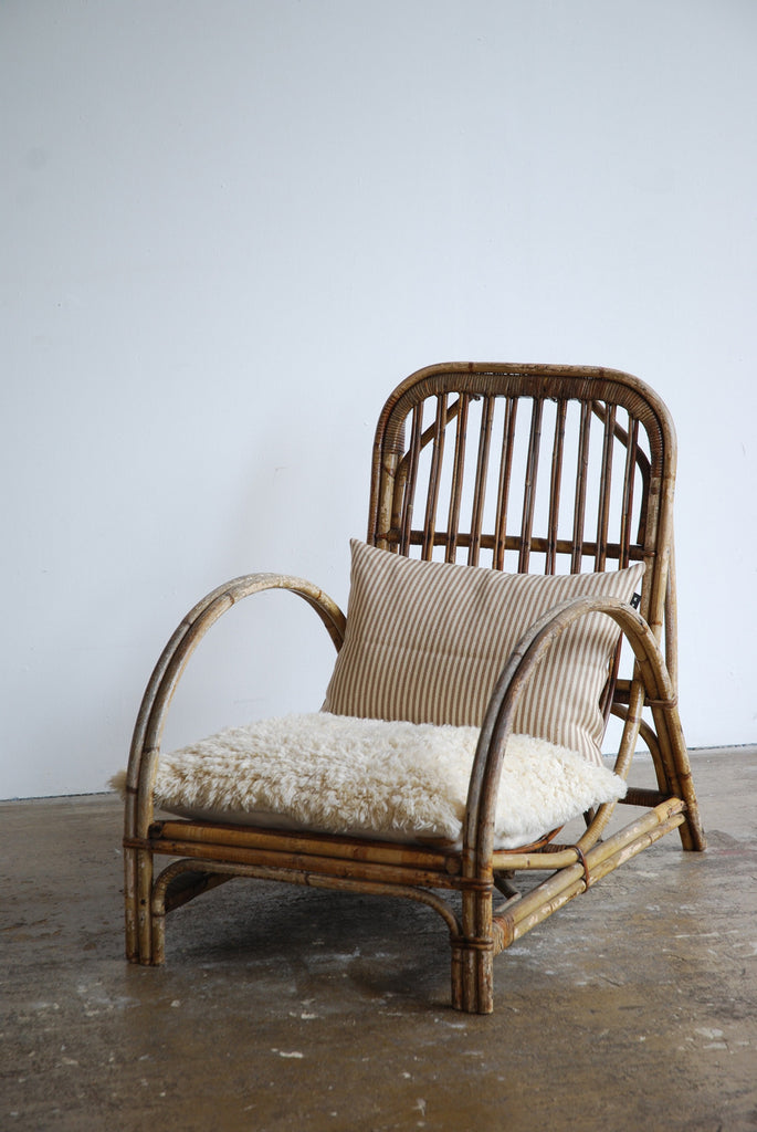 1930's Bamboo Chair