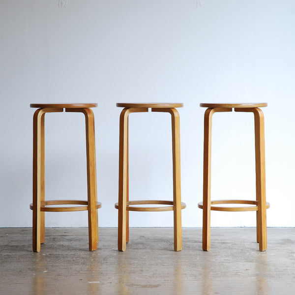 Tall Bentwood Stool