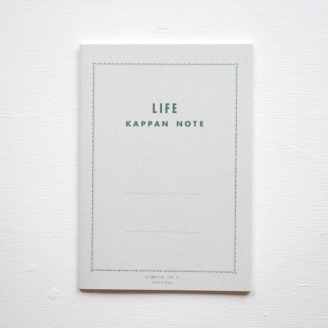 Life Kappan Notebook