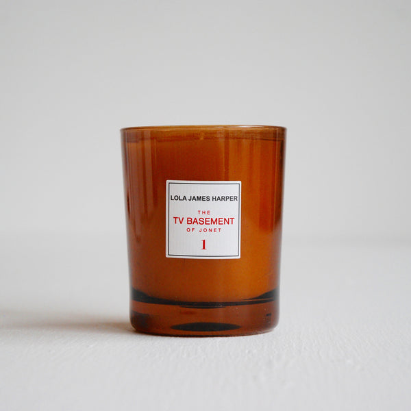 Lola James Harper 190g Candle - TV Basement