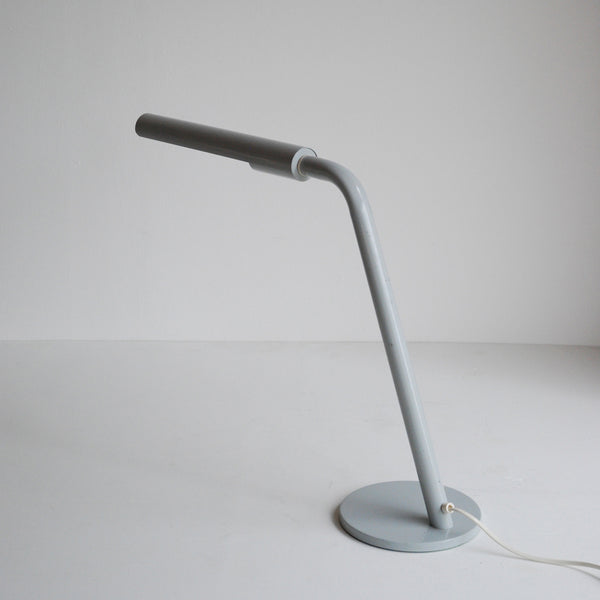 Grey Cantilever Lamp