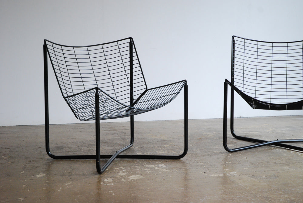 Pair of Niels Gammelgaard Jarpen Lounge Chair