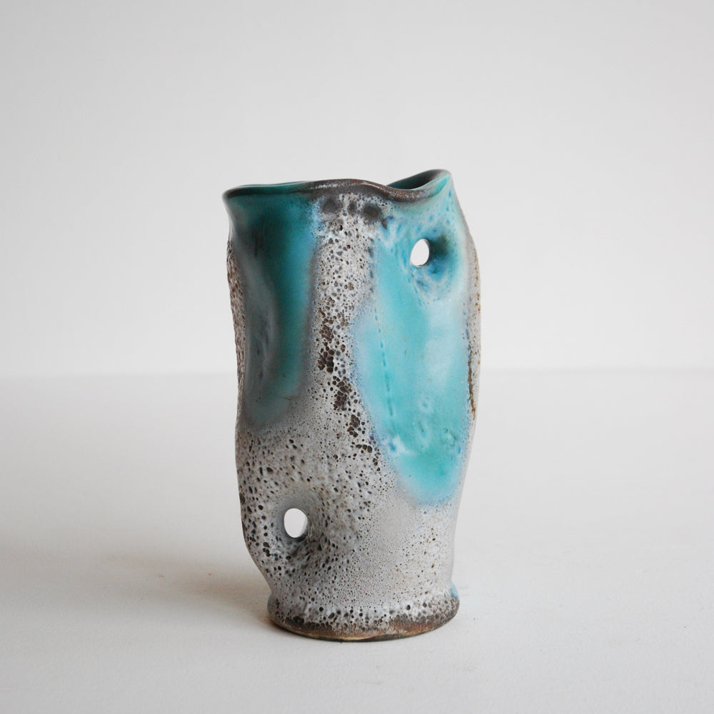 Abstract Ceramic Vase