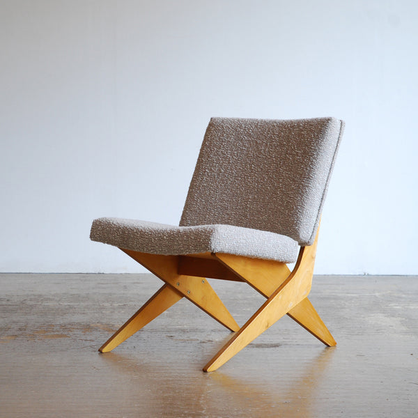 FB18 Chair by Jan van Grunsven