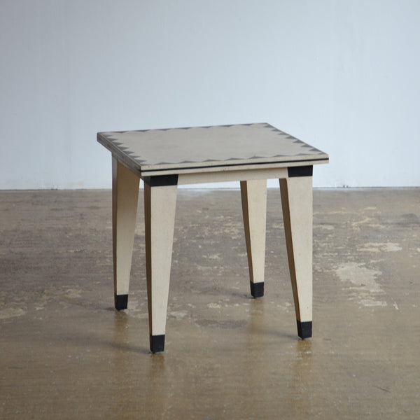 Monochrome Side Table
